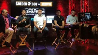 Golden Boy and Cancun Boxing on ESPN
