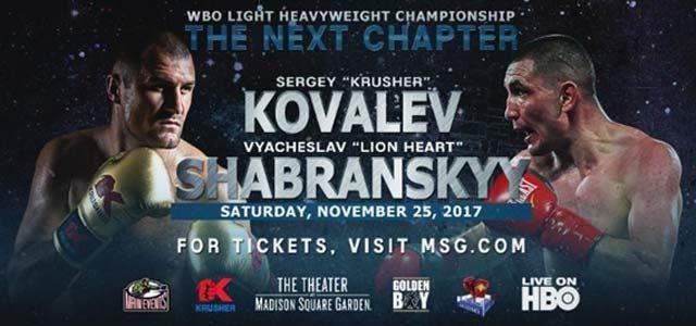 Kovalev-Shabranskyy Banner