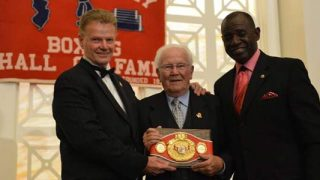 NJ Boxing Hall Of Fame Induction