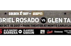 Gabriel Rosado vs Glen Tapia