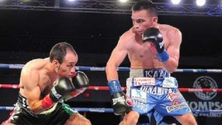 Isaac Zarate vs Christian Esquivel