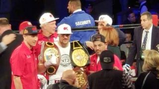 Kovalev vs Shabranskyy Photo Gallery