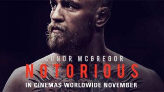 Conor McGregor: Notorious promo
