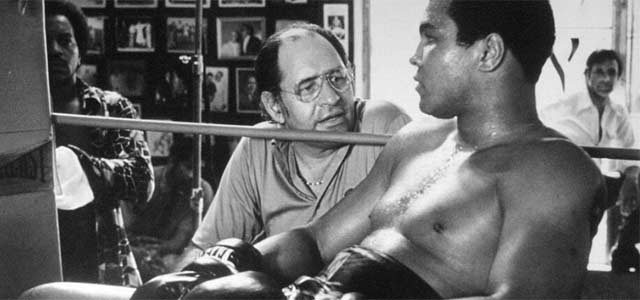 Ferdie Pacheco with Muhammad Ali