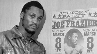 Smokin' Joe Frazier