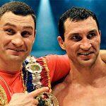 Vitaly and Wladimir Klitschko