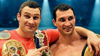 Vitaly and Wladimir Klitschko