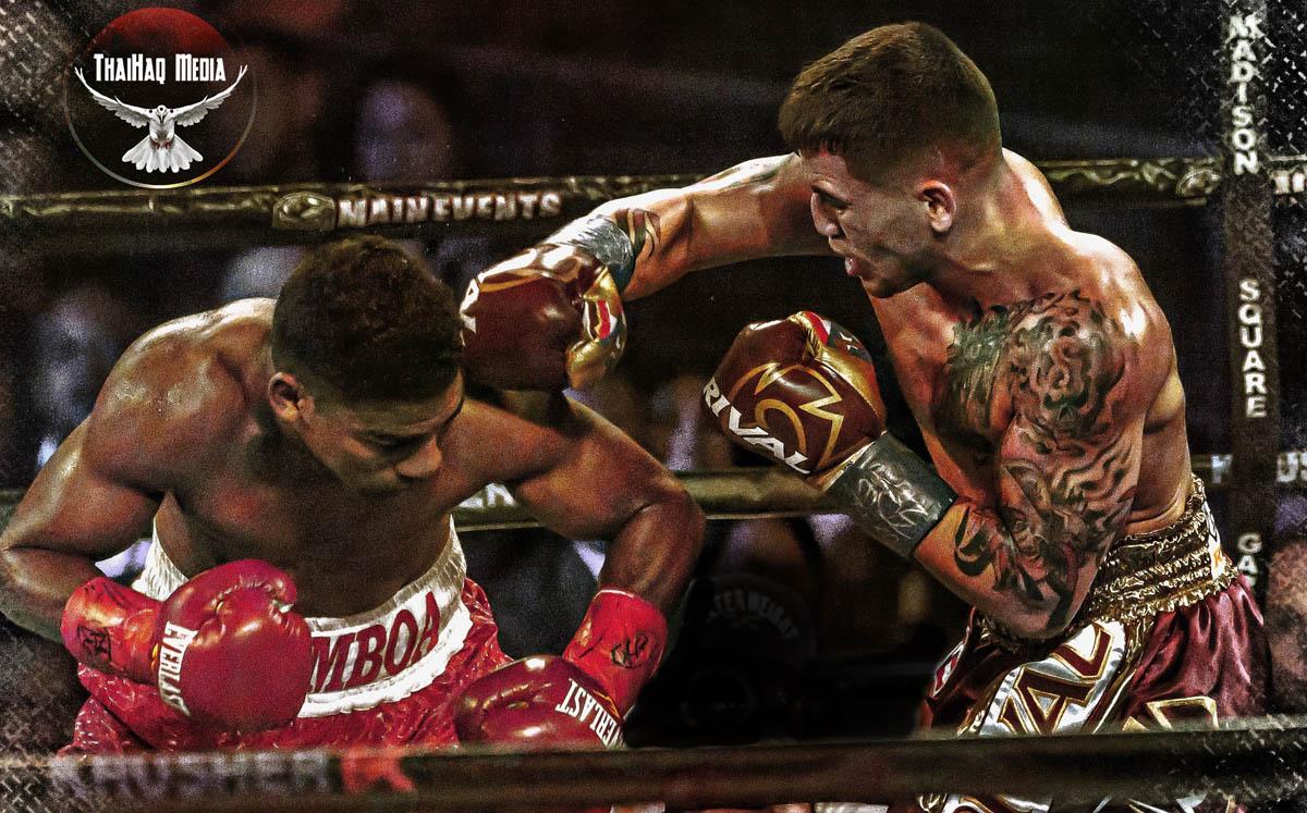 Exclusive Photos: Yuriorkis Gamboa vs Jason Sosa - Brick City Boxing