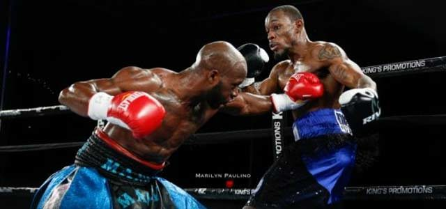 Tyrone Brunson vs Manny Woods