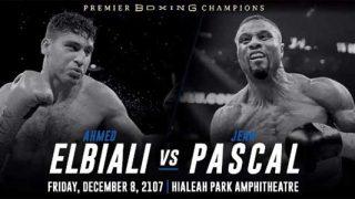 Ahmed Elbiali vs Jean Pascal