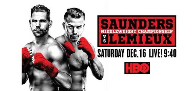 Saunders vs Lemiuex