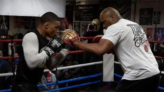 Errol Spence Jr Workout