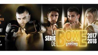 La Serie De Boxe 2018 banner