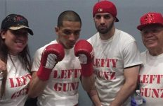 "Mathew ""Lefty Gunz"" Gonzalez"