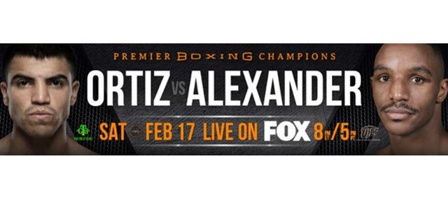 Victor Oretiz vs Devon Alexander on Fox