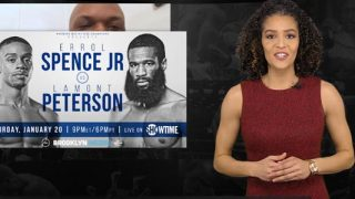 PBC Jabs: Derrick James previews Peterson-Spence Jr