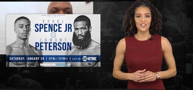 PBC Jabs: Derrick James previews Peterson-Spence Jr