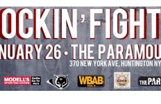 Rockin Fights poster banner