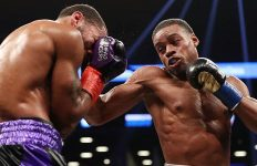 Errol Spence Jr vs Lamont Peterson