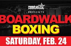 Boardwalk Boxing Feb 24th