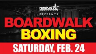 Boardwalk Boxing Feb 24th