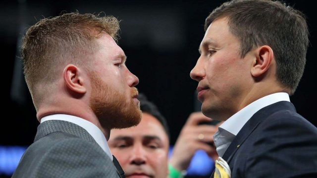 Canelo-Golovkin Fight Announcement