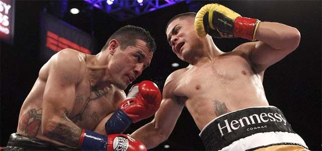 Jospeh Diaz vs Victor Terrazas
