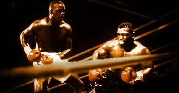 Buster Douglas over Mike Tyson