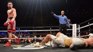 Danny Garcia knocks out Brandon Rios