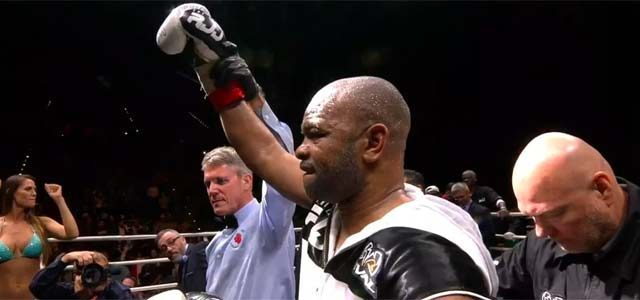 Roy Jones Jr final fight 2018