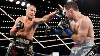 Kovalev - Mikhalkin Boxing
