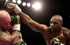 Dillian Whyte-Lucas Browne