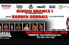 Bergen Brawls I promo banner
