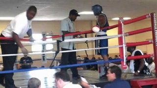 Isiah Jones boxer