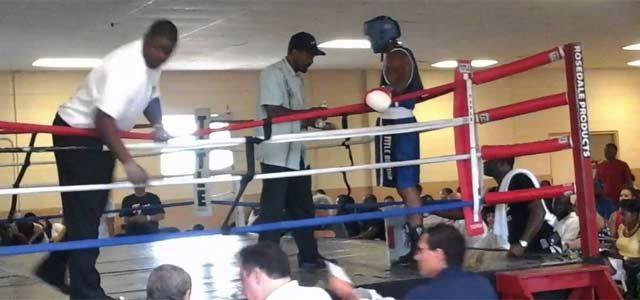 Isiah Jones boxer