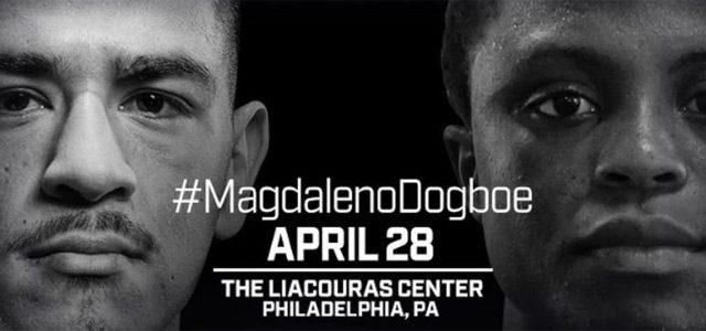 Jesse Magdaleno vs Isaac Dogboe