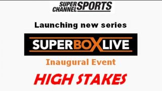Superbox Live: High Stakes banner