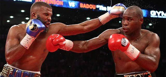 Badou Jack vs Adonis Stevenson