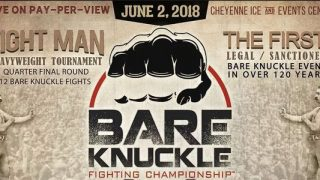 Bare Knuckle Fighting Championship banner
