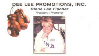 Diane Lee Fischer of Dee Lee PRomotions