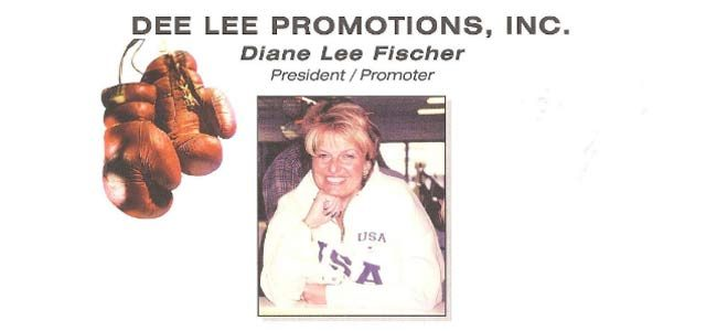 Diane Lee Fischer of Dee Lee PRomotions
