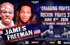 James vs Freeman