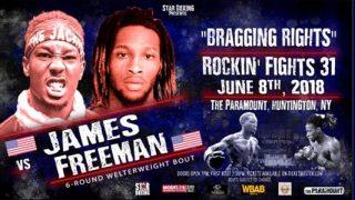 James vs Freeman