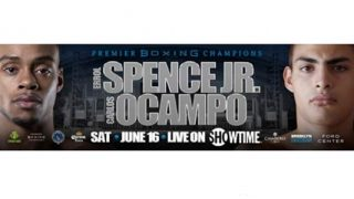 Spence vs Ocampo