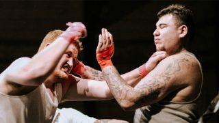 Bare Knuckle Boxing from WY