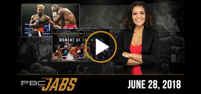 PBC Jabs - June 28, 2018