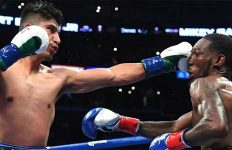 Mikey Garcia vs Robert Easter Jr 2018