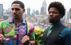 Danny Garcia - Shawn Porter Announcement