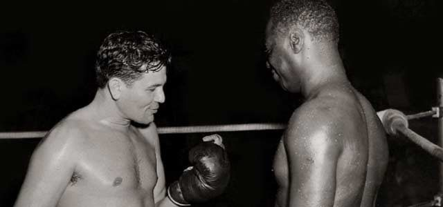 John Garfield and Canada Lee