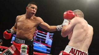 Jaime Munguia vs Liam Smith